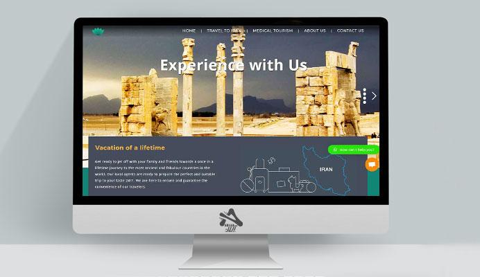 پروژه مدیریت صفحه اینستاگرام آژانس مسافرتی هفت بالن
