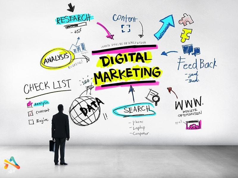چگونه با دیجیتال مارکتینگ به مخاطب واقعی برسیم؟