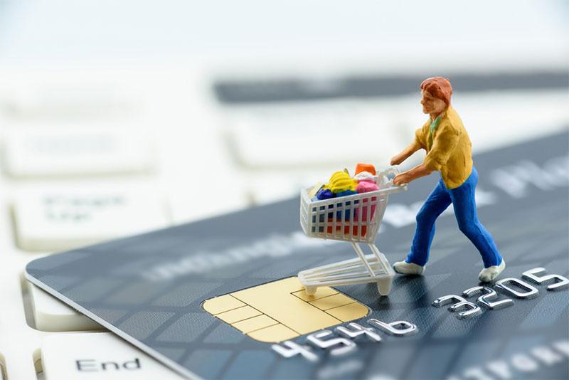 توجه به مراحل خرید و پرداخت