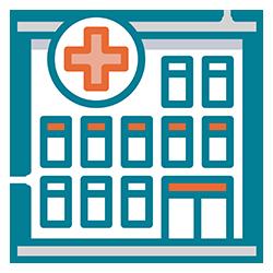 پزشکان و بیمارستان ها