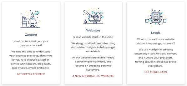 سایه در طراحی وبسایت